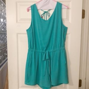 "Boutique Romper by ""She + Sky"""